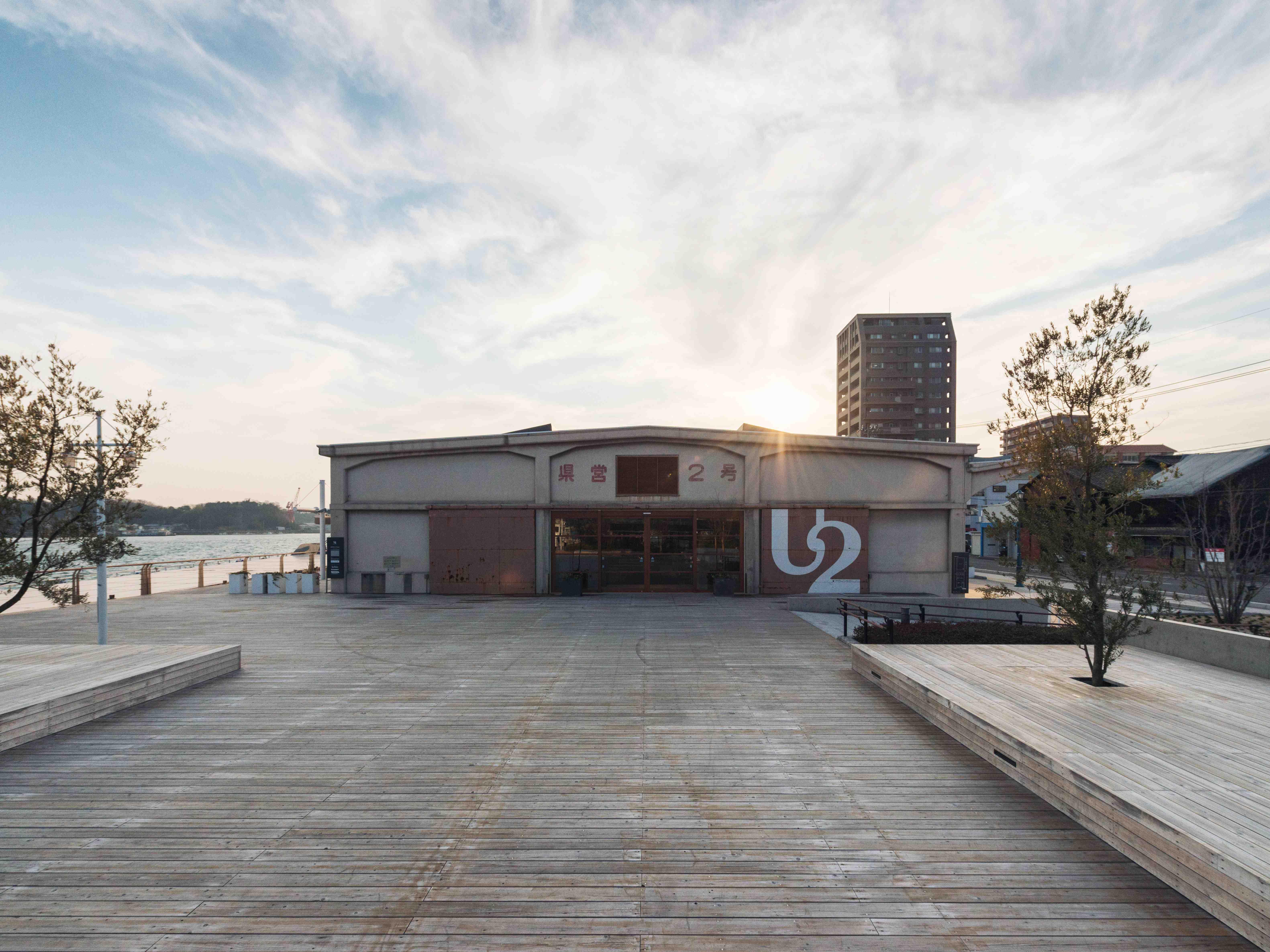 会場は、今春オープンしたONOMICHI U2